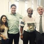 Administração | Audiência com o Secretário de Meio Ambiente do Estado da Bahia