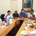 Reunião da Diretoria Executiva