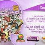 Lançamento Estadual da Marcha das Margaridas em São Gonçalo dos Campos