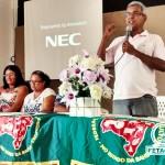 Assembleia de Prestação de contas do exercício de 2014 no STTR de Amargosa