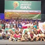 Comitiva da juventude rural baiana mostra sua força em Brasília