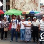 Manifestaçãoem defesa da democracia, dos direitos e das reformas populares e contra o PL 4330