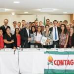 Entrega do caderno de pauta do Grito da Terra Brasil 2015 para a presidenta Dilma Rousseff