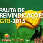 Pauta do Grito da Terra Bahia 2015