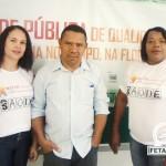 Representantes do Nordeste participam da Plenária Nacional de Saúde