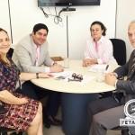 Presidente da FETAG-BA participa de Audiência no Ministério da Ciência e Tecnologia