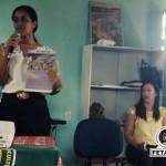 Encontro de Trabalhadoras Rurais realizado na zona Rural do município de Igrapiuna