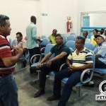 Reunião com os STTRs do Território Bacia do Rio Corrente e Velho Chico