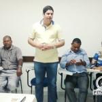 Encontro de trabalhadores rurais da região de Jacobina