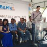Presidente da Fetag-Ba participa de Ato de Inauguração do SETAG Baixo Sul, em Valença