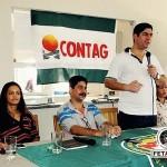 Fetag-BA participa de encontro entre sindicatos dos trabalhadores e trabalhadoras rurais em Itabela