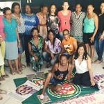 Comissão de mulheres elaboram planejamento para 2016