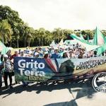 As políticas públicas para a agricultura familiar foram reivindicadas, durante o Grito da Terra Bahia 2016