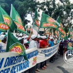 A Fetag-BA mobiliza centenas de trabalhadores e trabalhadoras de todo Estado pela volta dos Ministérios da Previdência Social e do Desenvolvimento Agrário