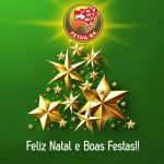 Feliz Natal, Boas festas e até 2017