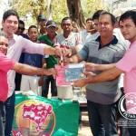 A Fetag-BA entrega trator agrícola na Comunidade de Ceraima
