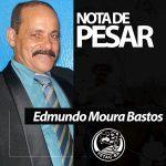 Nota de Pesar pelo falecimento de Edmundo Moura Bastos