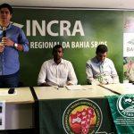 Fetag-BA realiza encontro com a Superintendência do Instituto Nacional de Colonização e Reforma Agrária (Incra)